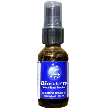 Biocidin Throat Spray