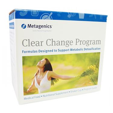 Clear Change Detox Kit