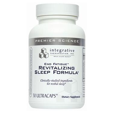 End Fatigue Revitalizing Sleep