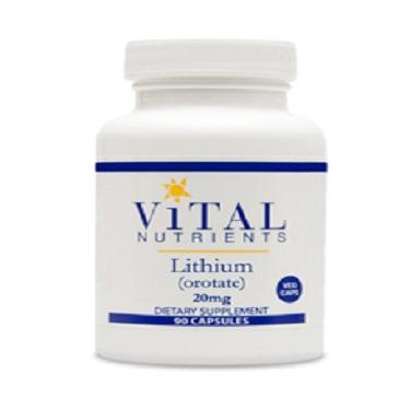 lithium 20mg