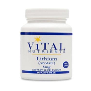 lithium 5mg